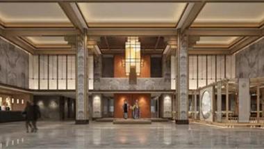 #A-OK工程案例分享#蝶来原素酒店--金华的城市意象旅程